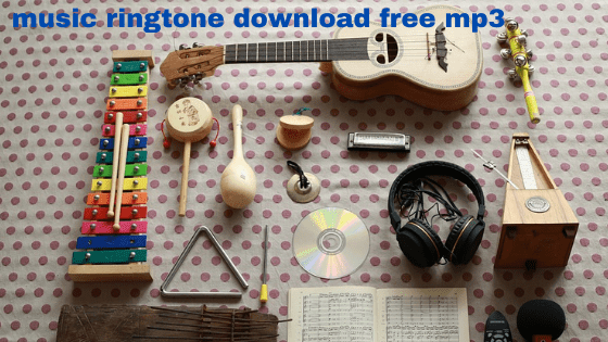 music ringtone download free mp3