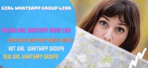 Girl WhatsApp group link