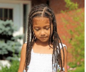 Black little girl braid hairstyles, Popular  black kids braids hairstyles