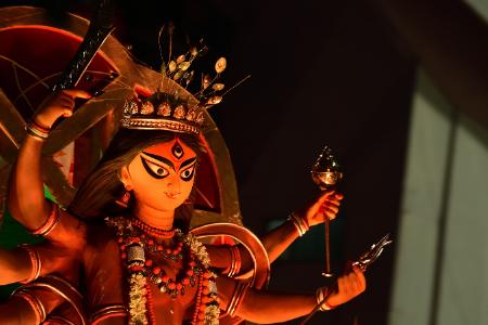 Durga puja photo gallery