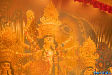 Durga puja photo HD