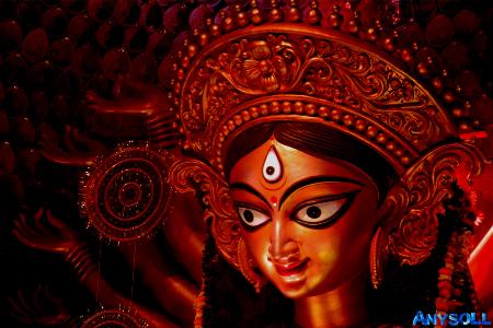Durga puja image