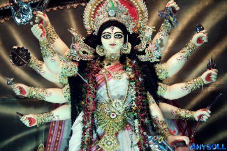 Maa Durga puja photo