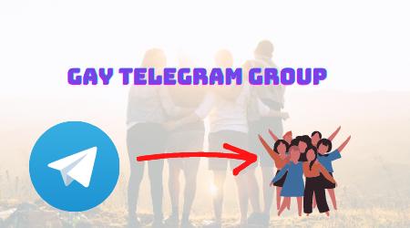 Gay Telegram group