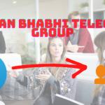 Indian bhabhi telegram group