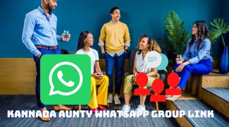 Kannada aunty WhatsApp group link