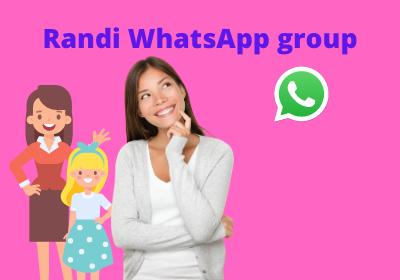 Randi WhatsApp group