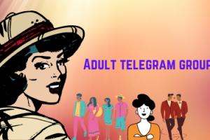 Adult telegram group
