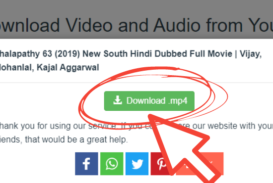 How to download video audio