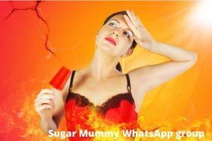 Sugar mummy WhatsApp group – 5000+ sugar mummy group link