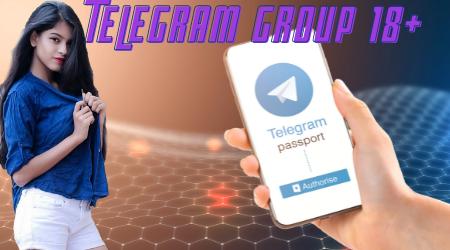 Telegram group 18+