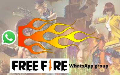 45+ Free fire WhatsApp group