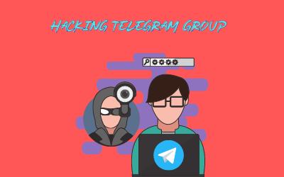 Hacking telegram group