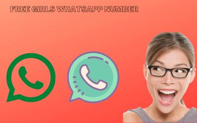 Free girls whatsapp number